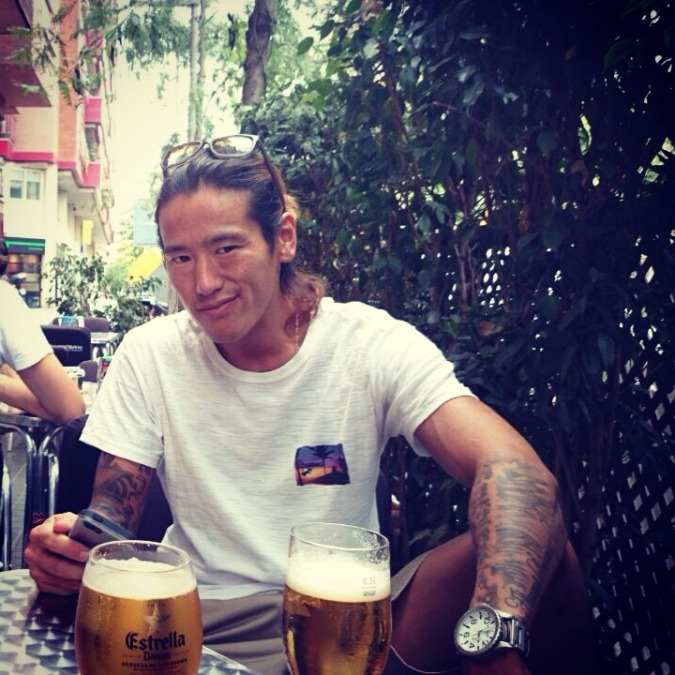 Yohei, 37, Barcelona, Spain
