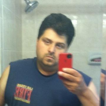 Lou Cabrera, 51, New York, United States