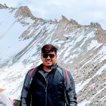 Rohit Kejariwal, 32, Bangalore, India