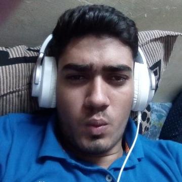 Bhuvnesh Chaudhary, 20, New Delhi, India