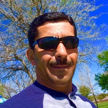 Salah, 39, Irving, United States