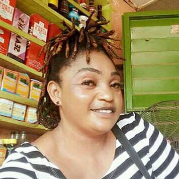 Elizabeth Amega, 35, Cape Coast, Ghana