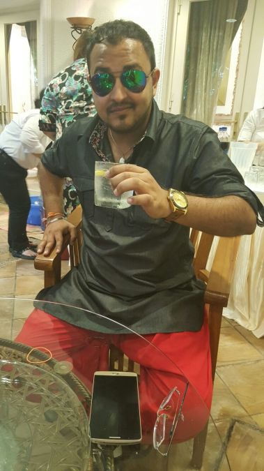Hari Rai, 34, Petaling Jaya, Malaysia