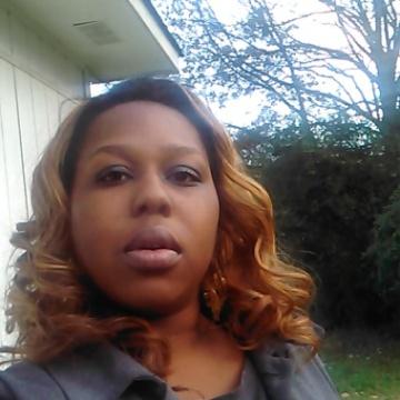 Quasha Foster, 30, Charlotte, United States