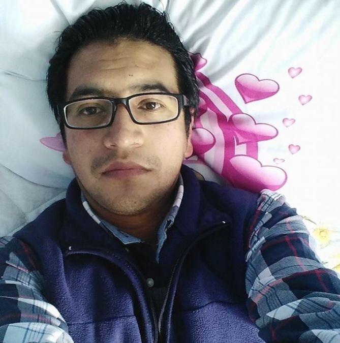 Luis Romero, 36, Toluca, Mexico