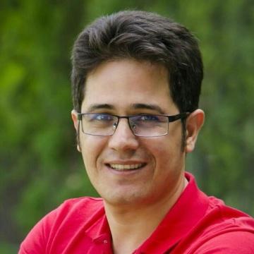 Majid, 35, Tehran, Iran