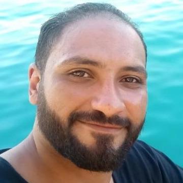 Jeff Fox, 34, Cairo, Egypt