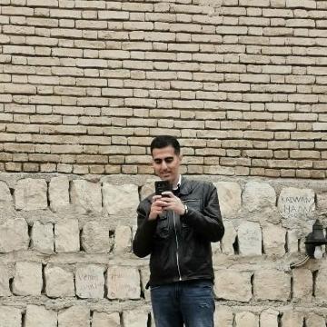 Faisal aljanabi, 35, Basrah, Iraq