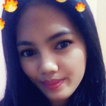 Blacklace Porc Fernando, 25, Davao City, Philippines