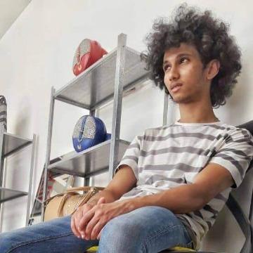 Mostafa BaKar, 22, Cairo, Egypt