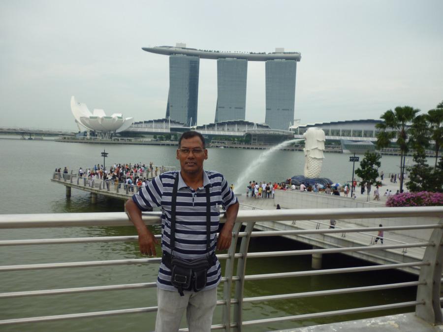 Dass Aro, 52, Kuala Lumpur, Malaysia