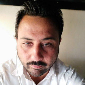 Amjad Din, 31, Abu Dhabi, United Arab Emirates