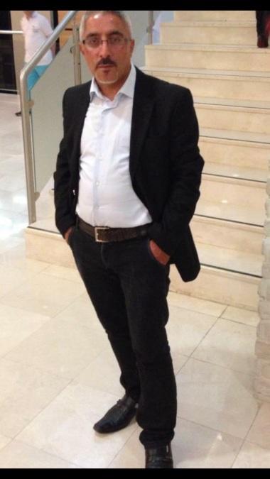 Turgay Murat, 45, Antalya, Turkey