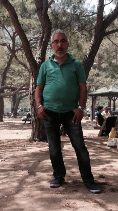 Turgay Murat, 44, Antalya, Turkey