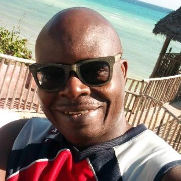 Mkonyole Benjamin, 41, Dar es Salaam, Tanzania