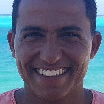 Hassan Mohamed, 27, Cairo, Egypt