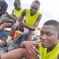Desousa Sanogo, 27, Abidjan, Cote D'Ivoire