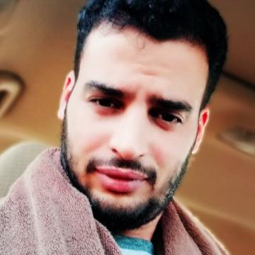 Hamza Hamrich, 27, Doha, Qatar
