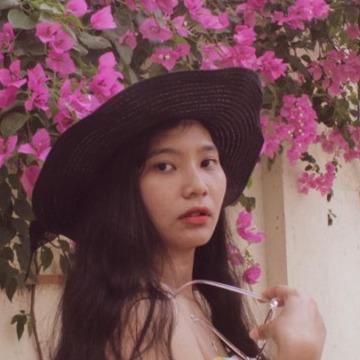 Imelda, 24, Jakarta, Indonesia