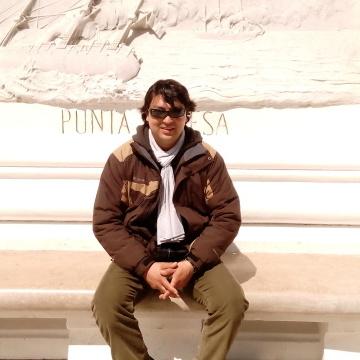 Jorge guajardo moran, 43, Santiago, Chile