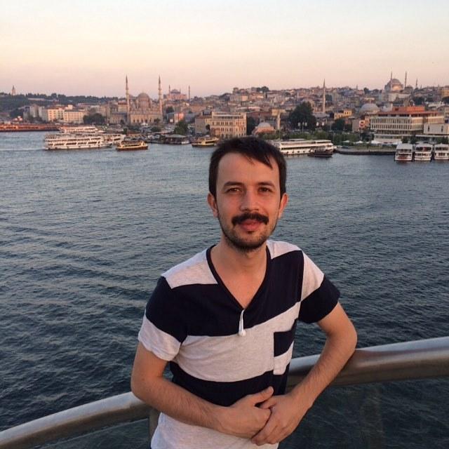 Cem Divrik, 30, Istanbul, Turkey