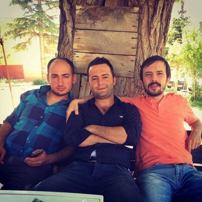 Cem Divrik, 31, Istanbul, Turkey