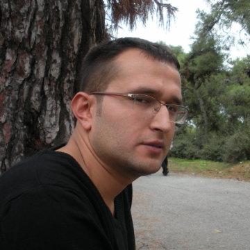 Keskin, 34, Istanbul, Turkey