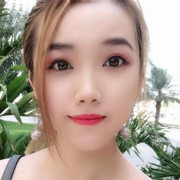 Love Ling, 22, Dubai, United Arab Emirates