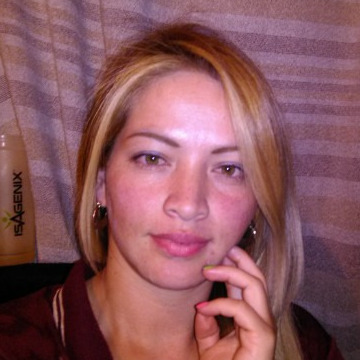 Linda Guerrero Herrera, 32, Bogota, Colombia