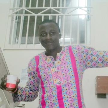 Mansur Sarki, 32, Tema, Ghana