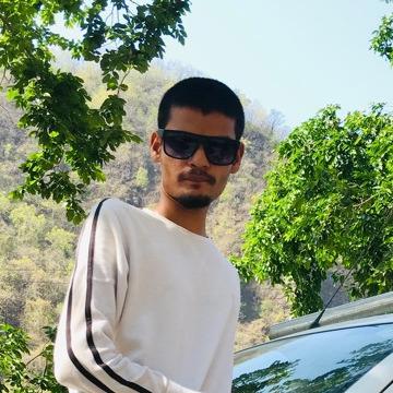 Arman jadhav, 24, Nagpur, India