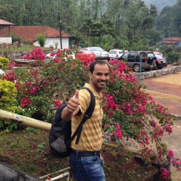 Suresh, 38, Bellary, India