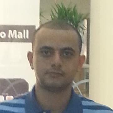 ayman, 34, Cairo, Egypt