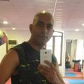 Farshad Dehnoui, 38, Athens, Greece