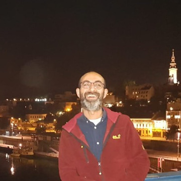 Halil, 37, Istanbul, Turkey