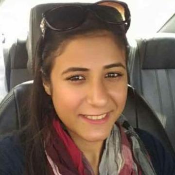 Marwa, 30, Cairo, Egypt