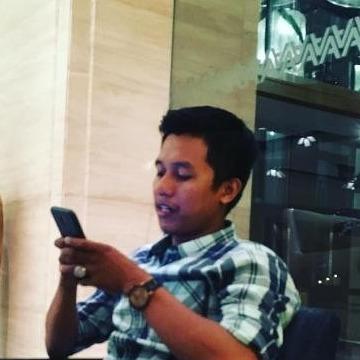 Muhammad Adi Adi, 27, Medan, Indonesia