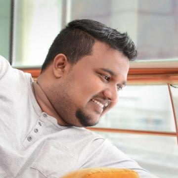 Asish, 31, Dubai, United Arab Emirates