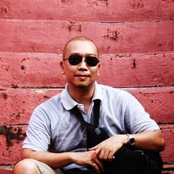Rif, 50, Jakarta, Indonesia