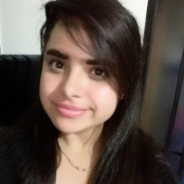 Sofía Alexandra, 22, Bogota, Colombia