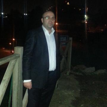 SERKAN , 40, Istanbul, Turkey