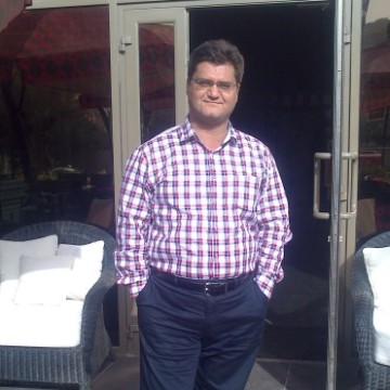 Koray Pekingor, 42, Kuwait City, Kuwait