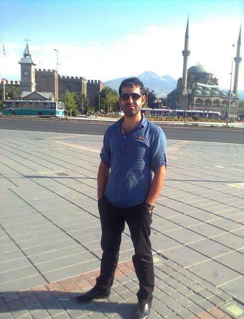 Metin Metin, 36, Mersin, Turkey