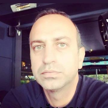 Gökmen Yilmaz, 35, Istanbul, Turkey