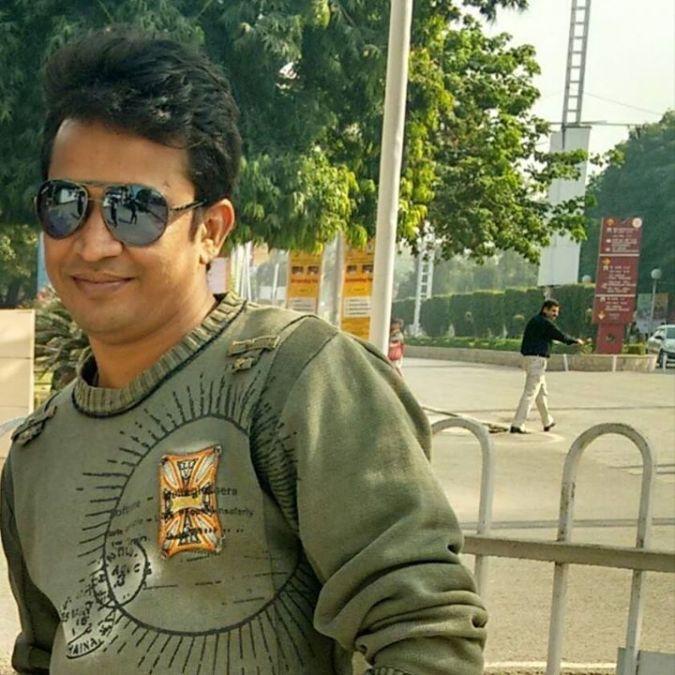 Bharat Kumar, 36, New Delhi, India