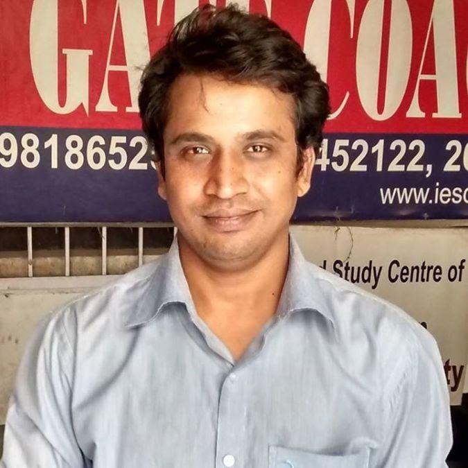 Bharat Kumar, 37, New Delhi, India