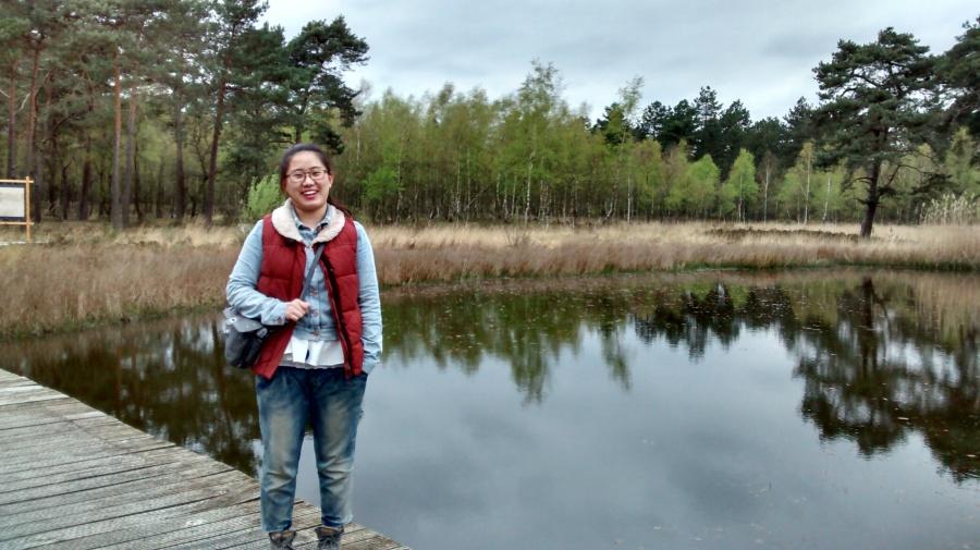 Xiawen Li, 26, The Hague, The Netherlands