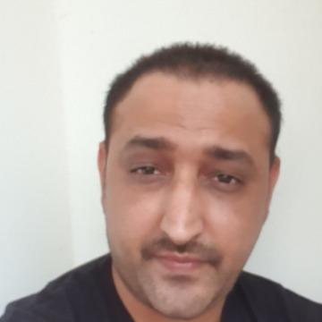 Farrukh, 29, Karachi, Pakistan