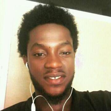 Fraid, 24, Lagos, Nigeria