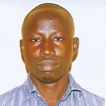 Ousin Fall, 39, Dakar, Senegal